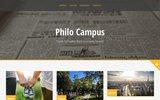 screenshot http://philocampus.com philocampus