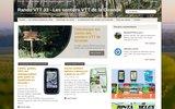 screenshot http://randovtt33.free.fr randovtt33