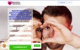 screenshot http://rencontremalentendant.fr/ le site de rencontre pour sourds-muets et malentendants