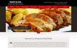 screenshot http://restaurant-rahetelbal.com/ restaurant