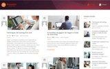 screenshot http://seminaires-webmarketing.com/ formation aux réseaux sociaux