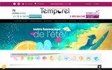 screenshot http://temporel-voyance.fr temporel voyance : voyance sans carte bancaire et voyance en consultation privée