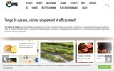 screenshot http://temps-cuisson.fr temps cuisson