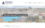 screenshot http://www.ab-avocats-immobilier.com/ Cabinet AB AVOCATS