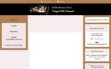 screenshot http://www.abcis-taxi.fr/ taxi aéroport de lyon et taxi grenoble
