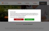 screenshot http://www.abcourtage.com crédit immobilier avec ab courtage