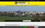 screenshot http://www.accessimo.com agence immobiliere claye souilly