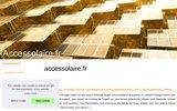 screenshot http://www.accessolaire.fr accessolaire la simplicité du solaire