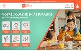 screenshot http://www.acommeassure.com Assurance auto