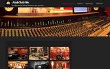 screenshot http://www.acouzik.com acouzik studio son et mixage musique. paris. enregistrement acoustique, mixage et mastering audio pro à distance par internet