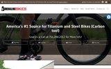 screenshot http://www.adrenalinebikes.com adrenalinebikes - vente en ligne
