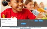 screenshot http://www.afpssu.com/ afpssu : promotion de la santé scolaire