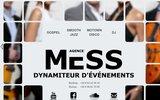 screenshot http://www.agence-mess.com dj mariage bordeaux de l'agence mess