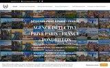 screenshot http://www.agencedetective.fr/ agence détective privé hauts de seine 92, paris 75