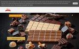 screenshot http://www.albert-chocolatier.com Albert chocolatier
