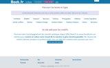 screenshot http://www.alex-lheure.book.fr photographe
