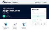 screenshot http://www.aligot-bar.com/ Livraison d'aligot à Toulouse
