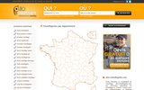 screenshot http://www.allo-chauffagiste.com chauffagiste