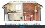 screenshot http://www.allo-plombier-melun.fr/ plombier à Melun