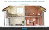 screenshot http://www.allo-plombier-montrouge92.fr/ plombier à Montrouge