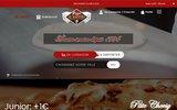 screenshot http://www.almaestro-pizza91.com/ préparation, livraison plats rapides essonne