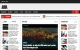 screenshot http://www.almaouja.com Le magazine du renouveau de la région Sud Est du Maroc
