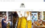 screenshot http://www.alolivierlyon.com a l'olivier lyon – huile d'olive à lyon