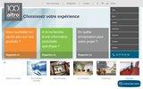 screenshot http://www.altro.fr sols et revêtements souples techniques altro
