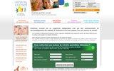 screenshot http://www.alzheimer-conseil.fr alzheimer conseil : aide aux personnes âgées