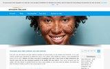 screenshot http://www.annuaire-iles.com annuaire des îles