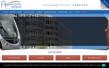 screenshot http://www.apparigliato-immobilier.fr apparigliato immobilier, votre agence immobilière