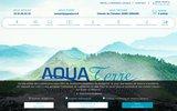 screenshot http://www.aquaterre.fr/ trompettes de la mort