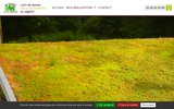 screenshot http://www.art-vegetal.fr/ art végétal conception de toiture végétale