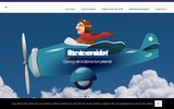 screenshot http://www.arteacom.fr Référencement web Aix en Provence