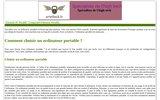 screenshot http://www.artethnik.fr art ethnik - communauté kréative péi