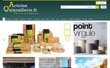 screenshot http://www.articles-quincaillerie.fr Produits et matériels de bricolage et jardinage
