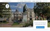 screenshot http://www.ascb-avocat.fr/ avocat versailles droit immobilier