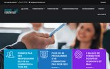 screenshot http://www.ascom-formation.fr/ Ascom-formation