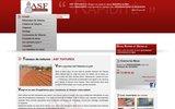 screenshot http://www.asf-toitures.fr/ devis toiture, devis de toiture lyon rhone alpes