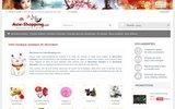 screenshot http://www.asie-shopping.com art décoration asiatique - asie-shopping.com