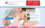 screenshot http://www.asme.ch grossesse – asme fournit un conseil et une aide directe