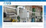 screenshot http://www.aspiration-filtration-depoussierage.fr aspiration-filtration-depoussierage.fr