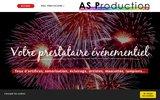 screenshot http://www.asproduction.fr/ http://www.asproduction.fr/