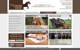 screenshot http://www.assurance-chevaux.fr/ assurance cheval /courtage chevaux