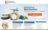screenshot http://www.assurance-marchandise.net/ assurance marchandises transportées