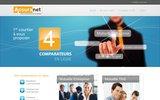 screenshot http://www.assuranet.com prévoyance collective entreprise