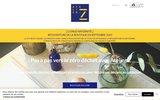 screenshot http://www.atelier-z.fr atelier z