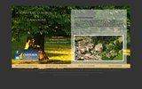 screenshot http://www.aubiac.com château d'aubiac, séminaires, salles, agen