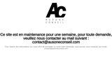 screenshot http://www.ausoneconseil.com cabinet de conseil étudiant de sciences po bordeaux