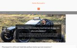 screenshot http://www.auto-annuaire.net annuaire automobile